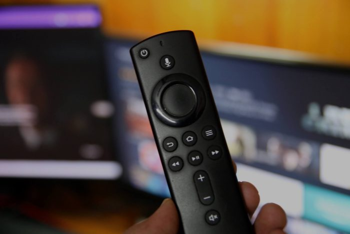 Reset Reset Fire TV Stick using Remote