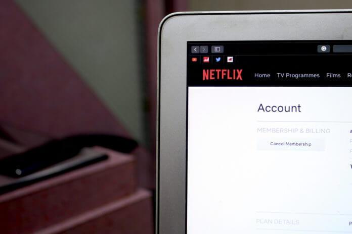 Delete Netflix Account