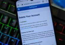 How to Temporarily Deactivate / Permanently Delete Instagram account