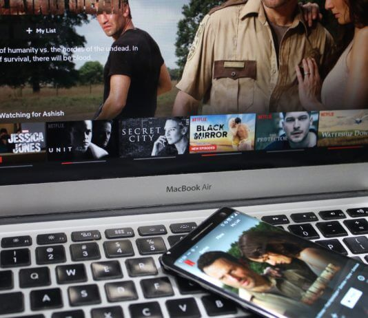How to find Netflix watched movies and Series